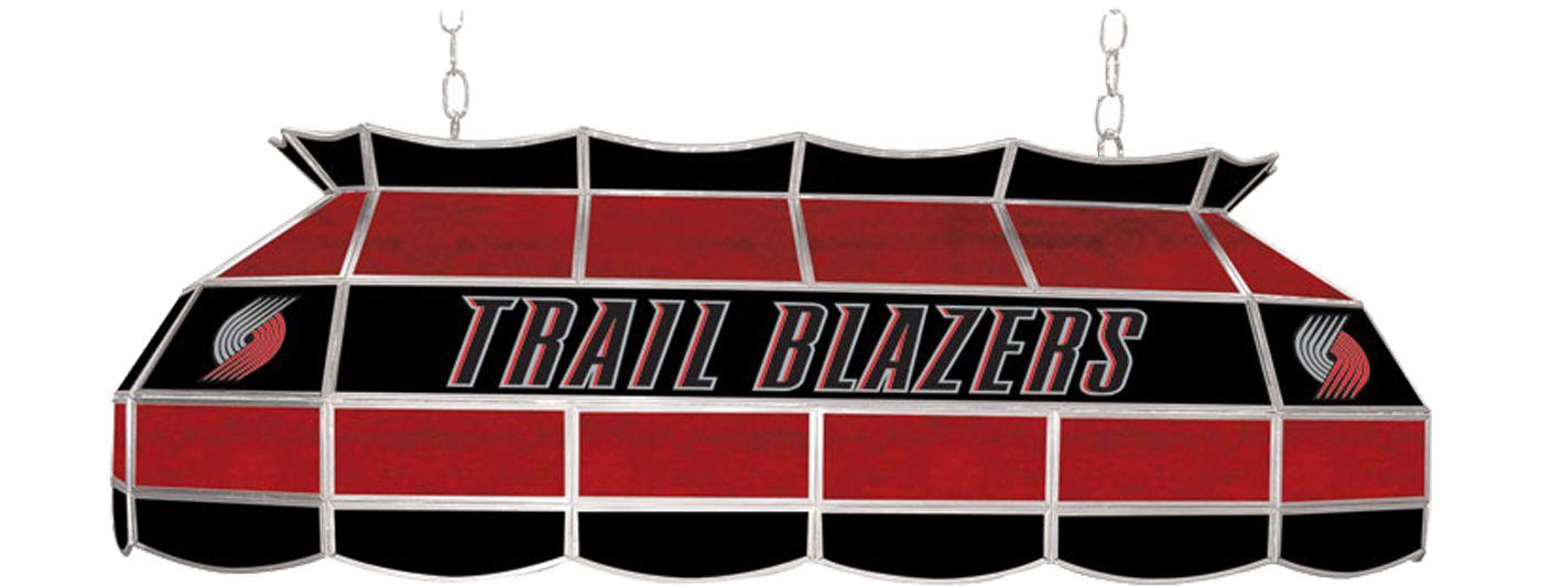 Trademark Games Portland Trail Blazers 40'' Tiffany Lamp