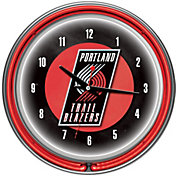 Trademark Games Portland Trail Blazers 14'' Neon Clock
