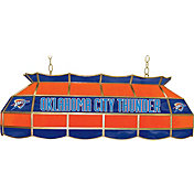 Trademark Games Oklahoma City Thunder 40'' Tiffany Lamp