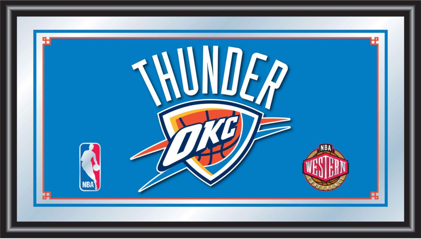 Trademark Games Oklahoma City Thunder Framed Mirror