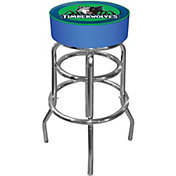 Trademark Games Minnesota Timberwolves Padded Bar Stool