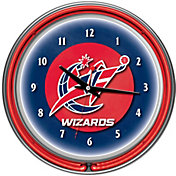 Trademark Games Washington Wizards 14'' Neon Clock