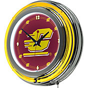 Trademark Games Central Michigan Chippewas 14'' Neon Clock
