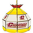 Trademark Games Central Michigan Chippewas 16'' Tiffany Lamp