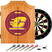 Trademark Games Central Michigan Chippewas Dart Cabinet