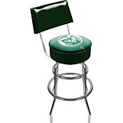 Trademark Games Colorado State Rams Padded Swivel Bar Stool with Back