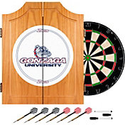 Trademark Games Gonzaga Bulldogs Dart Cabinet