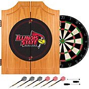 Trademark Games Illinois State Redbirds Dart Cabinet