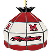 Trademark Games Miami Redhawks 16'' Tiffany Lamp