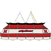 Trademark Games Miami Redhawks 40'' Tiffany Lamp