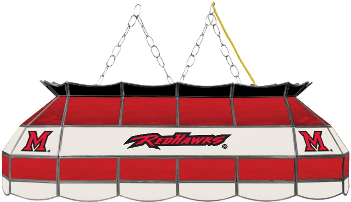 Trademark Games Miami Redhawks 40'' Tiffany Lamp