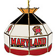 Trademark Games Maryland Terrapins 16'' Tiffany Lamp