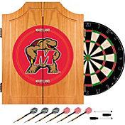 Trademark Games Maryland Terrapins Dart Cabinet