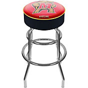 Trademark Games Maryland Terrapins Padded Bar Stool