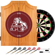 Trademark Games Mississippi State Bulldogs Dart Cabinet