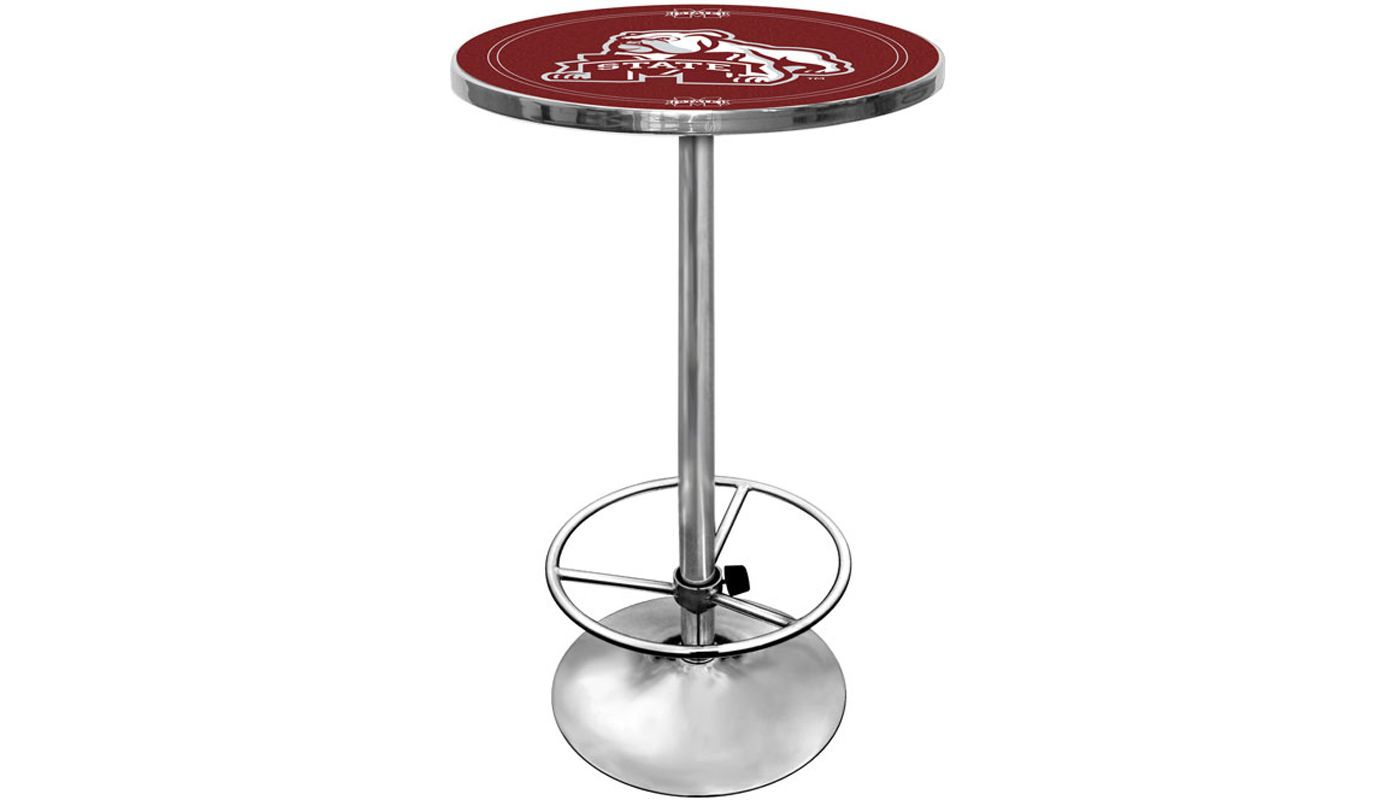 Trademark Games Mississippi State Bulldogs Pub Table