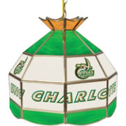 Trademark Games UNC-Charlotte 49ers 16'' Tiffany Lamp
