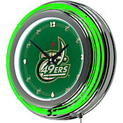 Trademark Games UNC-Charlotte 49ers 14'' Neon Clock