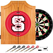 Trademark Games NC State Wolfpack Dart Cabinet