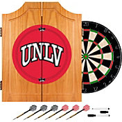 Trademark Games UNLV Rebels Dart Cabinet