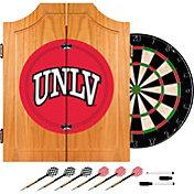 Trademark Games UNLV Rebels Dart Cabinet