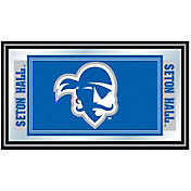 Trademark Games Seton Hall Pirates Framed Team Logo Mirror