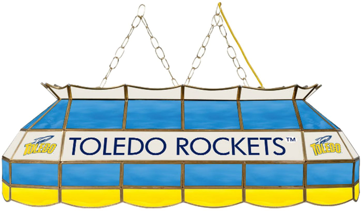 Trademark Games Toledo Rockets 40'' Tiffany Lamp