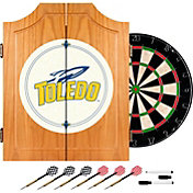 Trademark Games Toledo Rockets Dart Cabinet