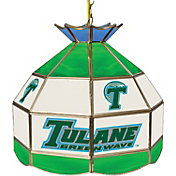 Trademark Games Tulane Green Wave 16'' Tiffany Lamp