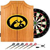 Trademark Games Iowa Hawkeyes Dart Cabinet