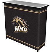 Trademark Games Western Michigan Broncos Portable Bar