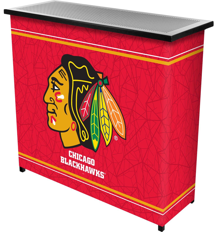 Trademark Games Chicago Blackhawks Portable Bar