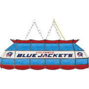 Trademark Games Columbus Blue Jackets 40'' Tiffany Lamp