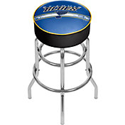 Trademark Games St. Louis Blues Padded Bar Stool