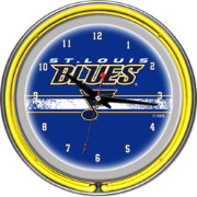 Trademark Games St. Louis Blues 14'' Neon Clock