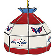 Trademark Games Washington Capitals 16'' Tiffany Lamp