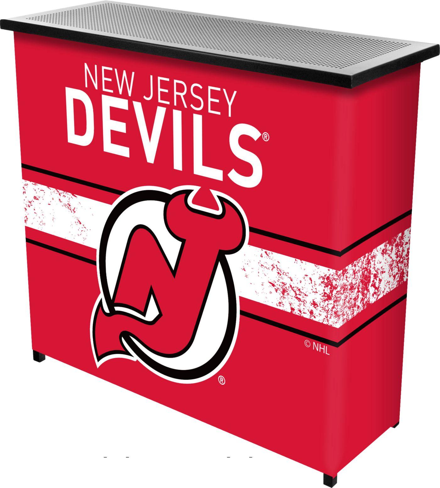 Trademark Games New Jersey Devils Portable Bar