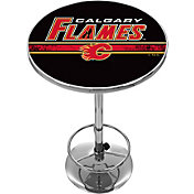Trademark Games Calgary Flames Pub Table