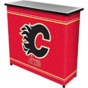 Trademark Games Calgary Flames Portable Bar