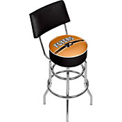 Trademark Games Philadelphia Flyers Padded Swivel Bar Stool with Back