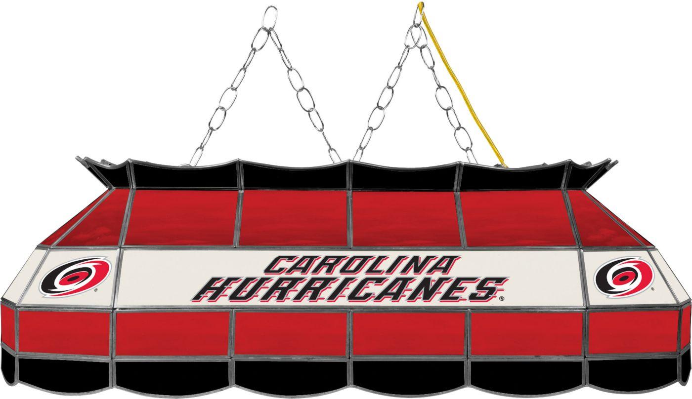 Trademark Games Carolina Hurricanes 40'' Tiffany Lamp