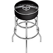 Trademark Games Los Angeles Kings Padded Bar Stool