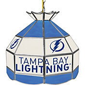 Trademark Games Tampa Bay Lightning 16'' Tiffany Lamp
