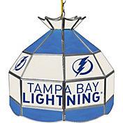 Trademark Games Tampa Bay Lightning 16'' Tiffany Lamp