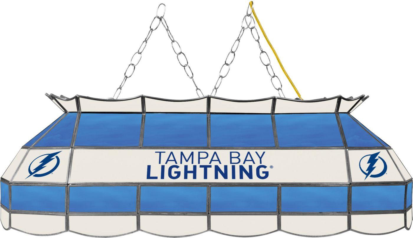 Trademark Games Tampa Bay Lightning 40'' Tiffany Lamp