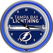 Trademark Games Tampa Bay Lightning 14'' Neon Clock
