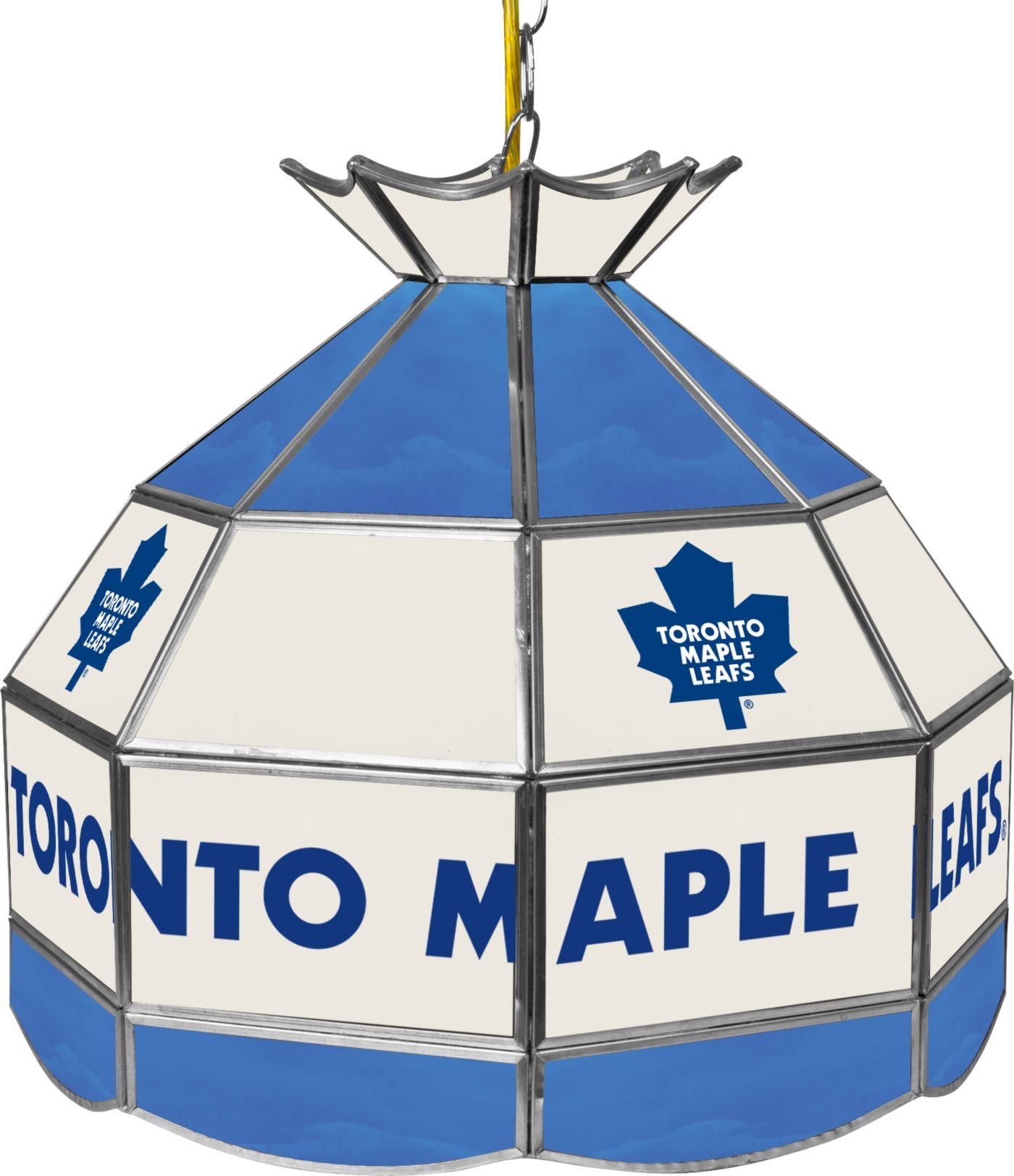 Trademark Games Toronto Maple Leafs 16'' Tiffany Lamp