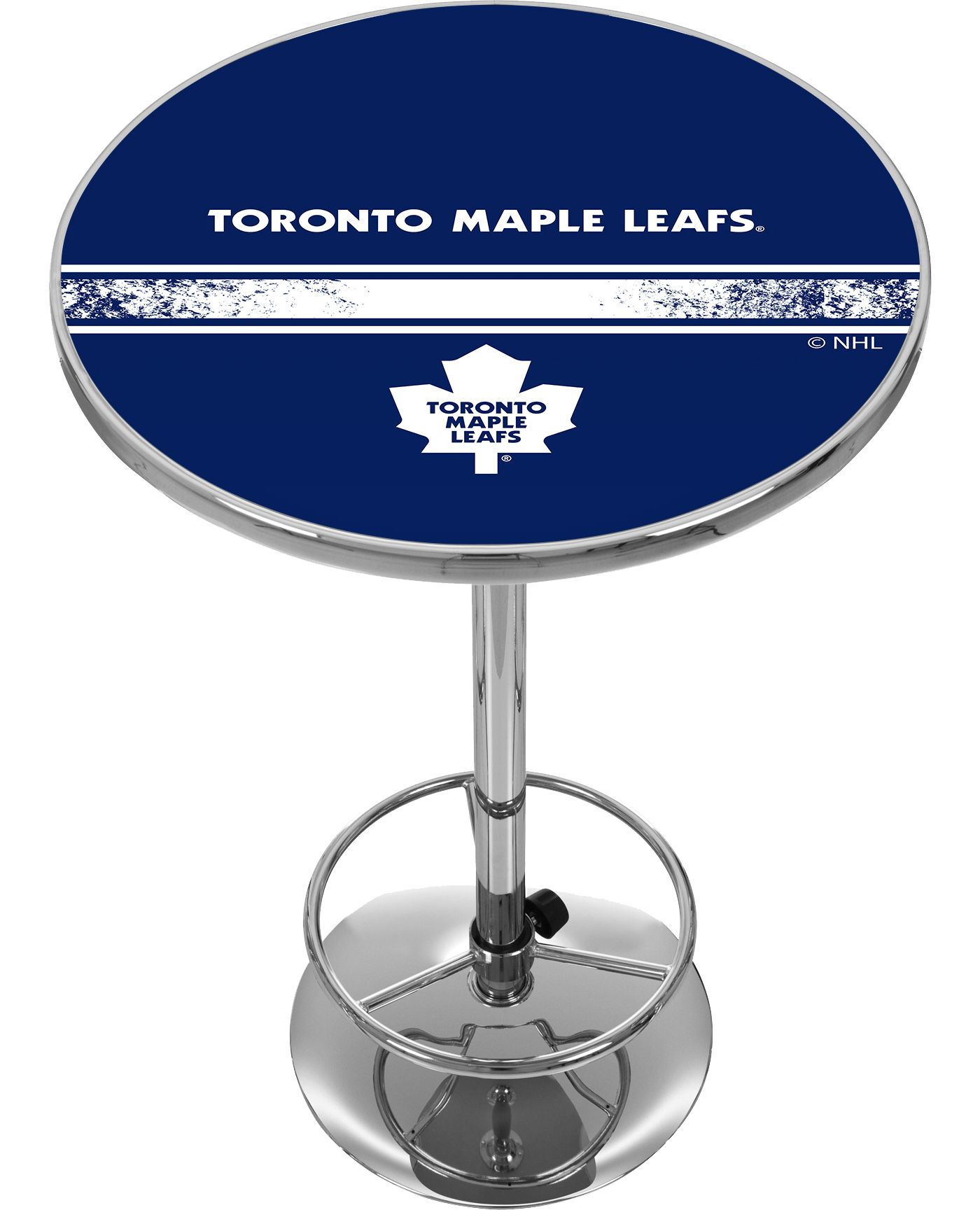 Trademark Games Toronto Maple Leafs Pub Table