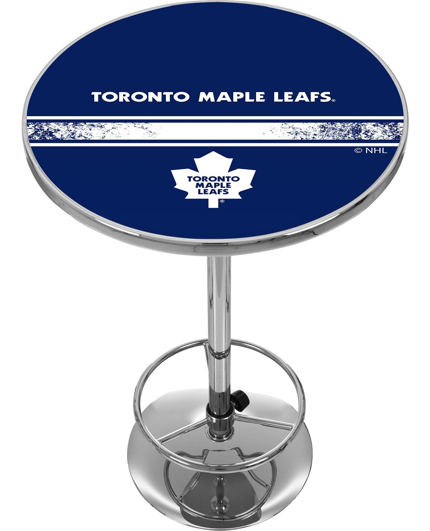 Trademark Games Toronto Maple Leafs Pub Table