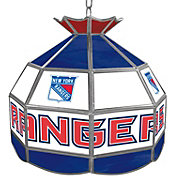 Trademark Games New York Rangers 16'' Tiffany Lamp